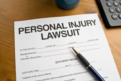 personal injury lawsuit costs
